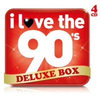 Download CD Love The 90s Deluxe Box
