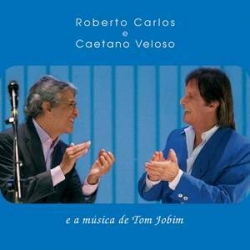 Download CD Roberto Carlos e Caetano Veloso   E a Música de Tom Jobim