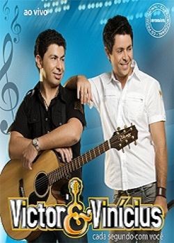 Download CD Victor e Vinicius – Cada Segundo com Você Ao Vivo