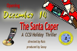 The Santa Caper