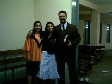 Missionária Érika