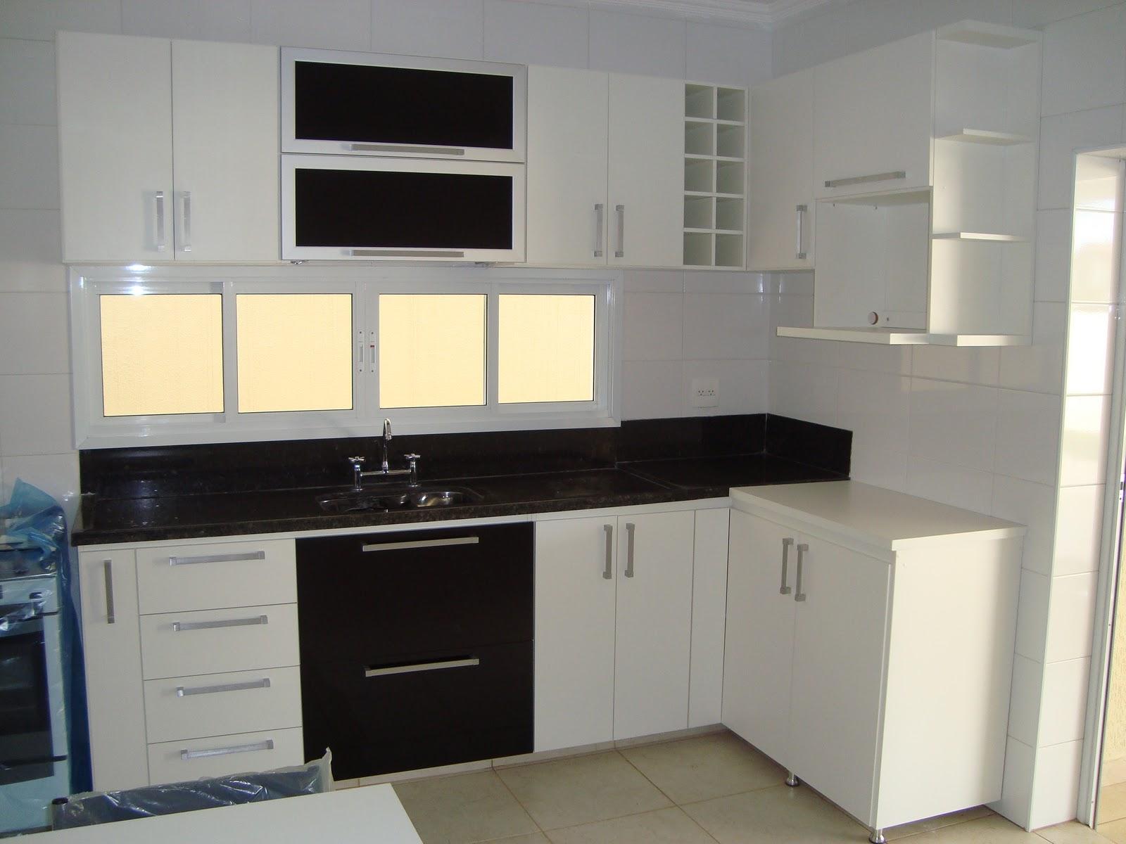 Marcenaria Arantes.: Armario cozinha planejada #887843 1600 1200