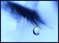 Ojos que no Ven. Ojos Anegados en Lágrimas. Fria, Saladas ,Desesperadas