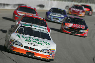 Frank Pozens Big Bad Blog Jeff Burton Wins Atlanta Busch Series Race