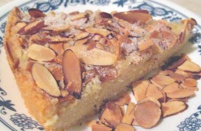 Almond Ricotta And Lemon Cake Gluten Free