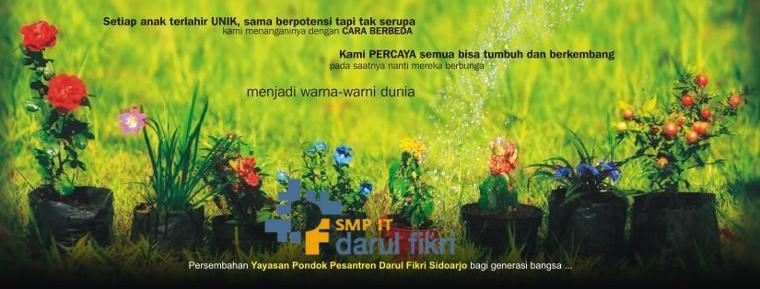 SMP Islam Terpadu Darul Fikri Sidoarjo