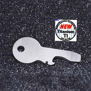 edc reviews titanium key tool. Black Bedroom Furniture Sets. Home Design Ideas