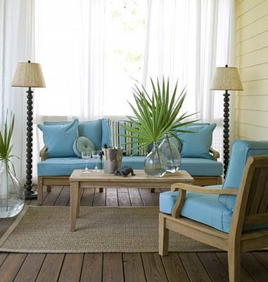 beach screen porch