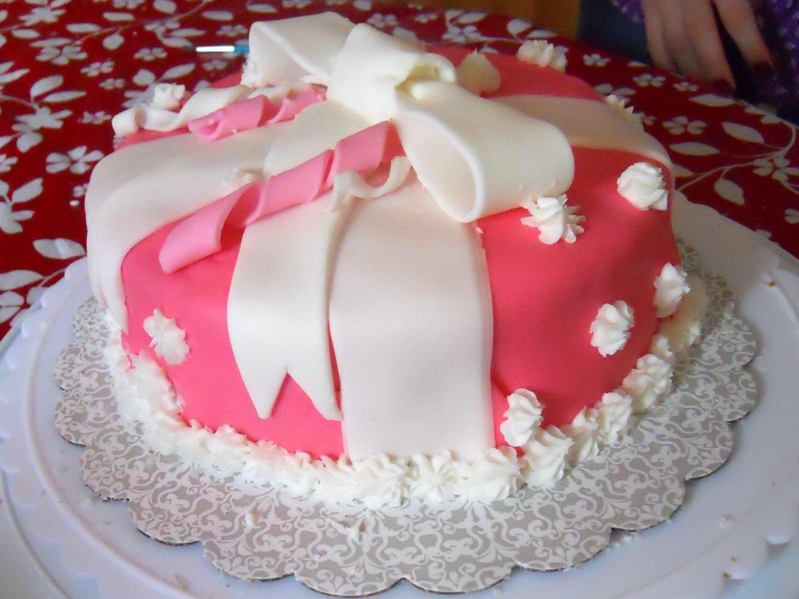 Ellyns Place Baileys Birthday Cake