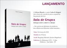 Lançamento livro Dr. Carlos Brigante