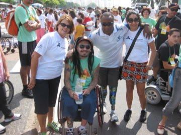 Passeata SUPERAÇÃO RIO 2009