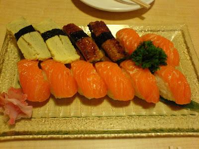 Sushi @ JB