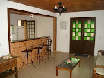 Sala casa estrutural