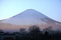 2008/12/20富士山