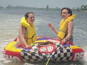 Me and my bff Rachel in FL this summer :)
