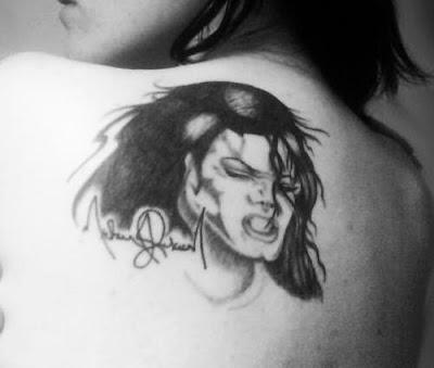 jachkson tattoos