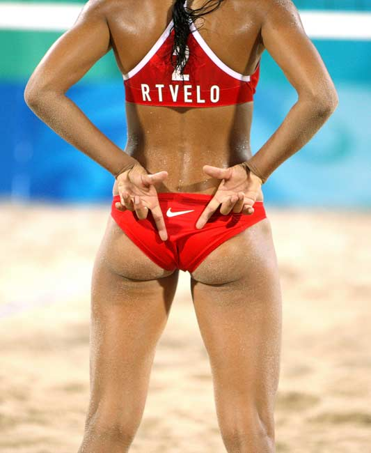 Tags: Beach Volleyball, Volleyball, women beach volley ball, women