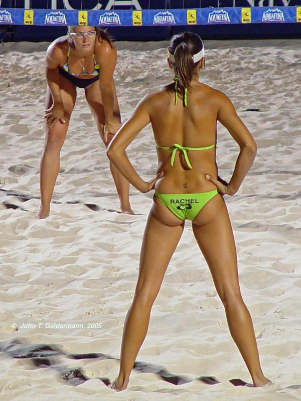 beach volleyball girls photos