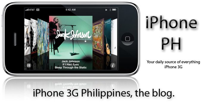 iPod Touch Pinoy, the blog