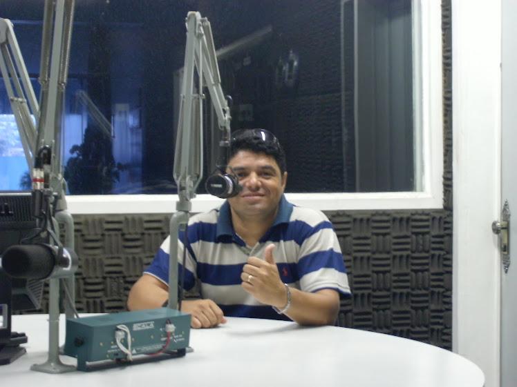 Rodrigo Reis em Entrevista na Rádio Liberdade de Caruaru-PE