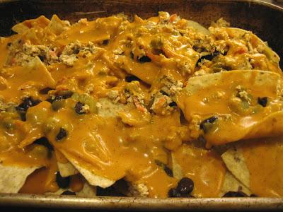 Christine Cooks: Vegan Black Bean Nachos And . . .