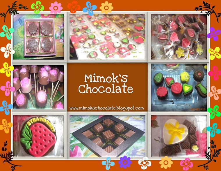 mimok's chocolate