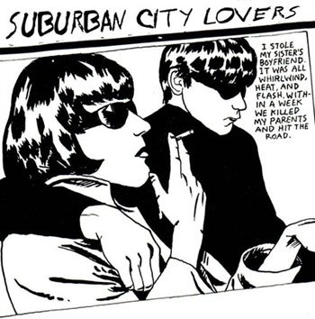 Suburban City Lovers