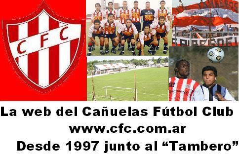 La web del Cañuelas FC