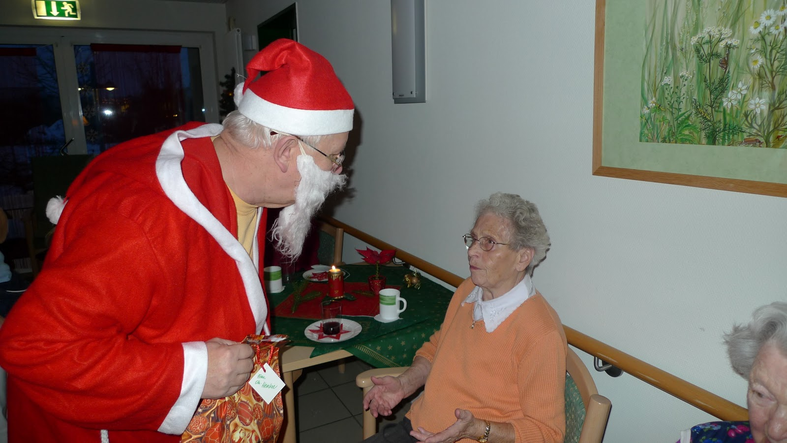 Küchenleiter Potsdam ~ awo seniorenzentrum wiesengrund trebbin weihnachtsfeier im awo seniorenzentrum wiesengrund