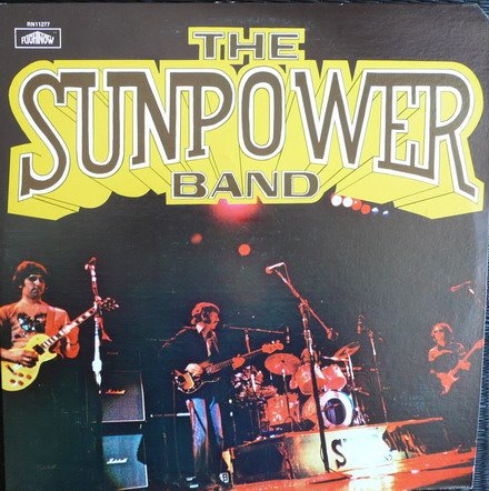 THE SUNPOWER BAND