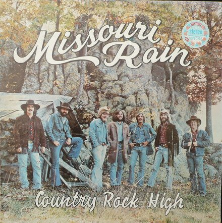 Missouri Rain - Country Rock High