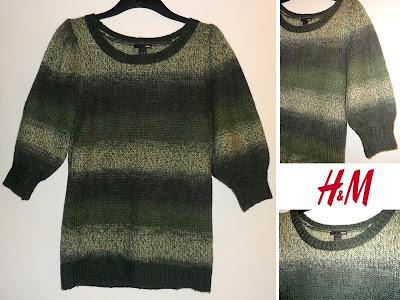 vide dressing pull H&M