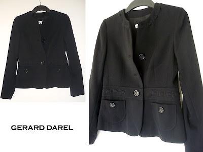 veste vintage gerard darel - vide dressing