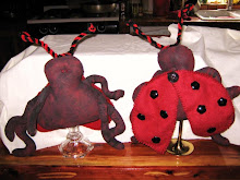 Ladybug dolls
