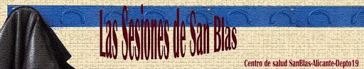 Las sesiones de San Blas