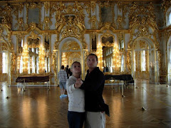 Dancing in Catherine's Palace