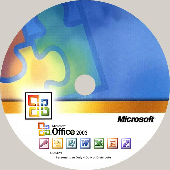 Microsoft Office 2003_Torrent