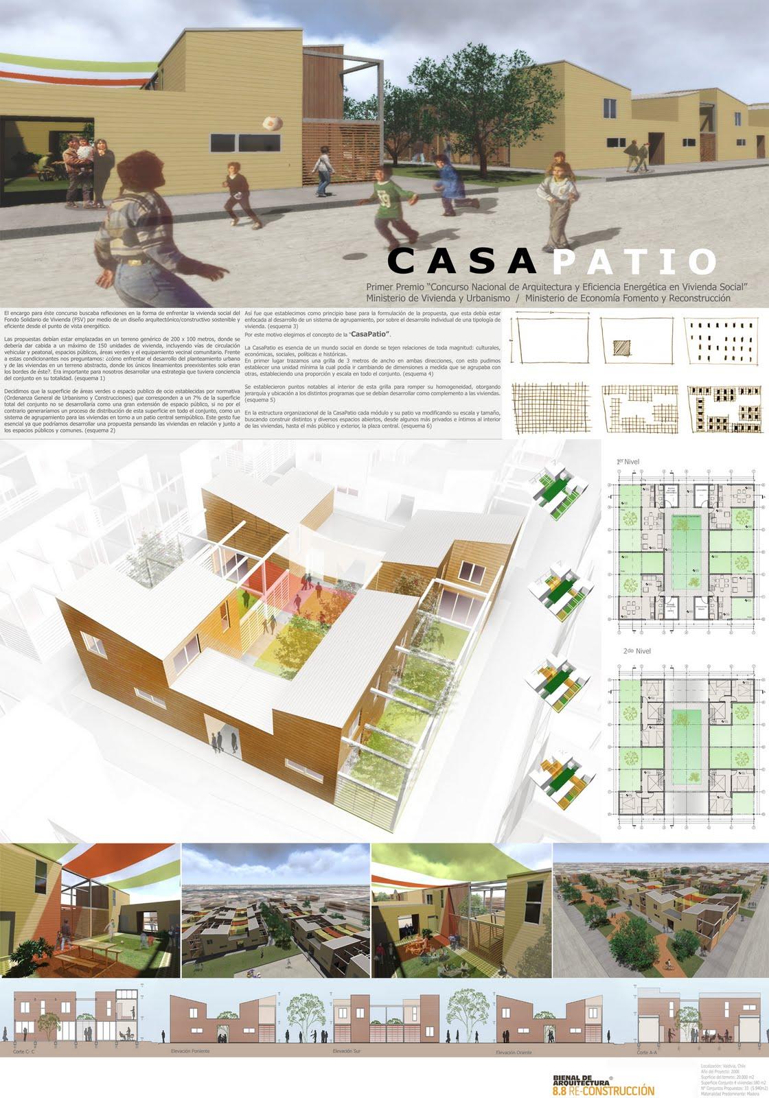 Casapatio for Laminas arquitectura