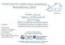 PREMIO CULTURA MARIÑEIRA