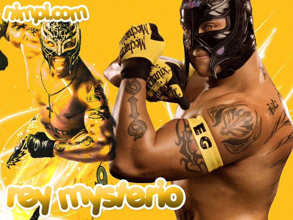 Super Nino – Rey Mysterio Wallpaper. Mexican American professional wrestler