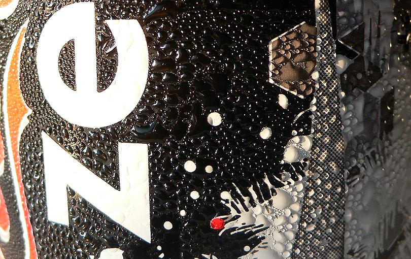 cocacola zero sol sun coca cola gotas gotes aigua agua wather llauna lata