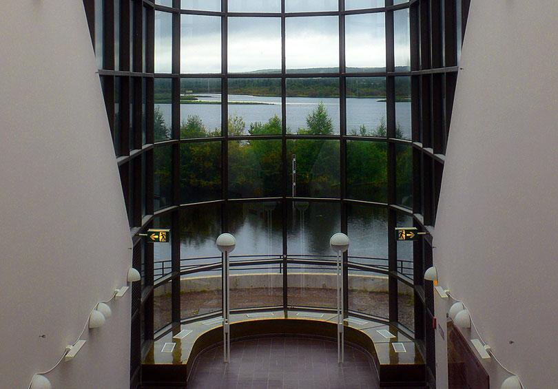 artikum museum house museu museo artic artico rovaniemi finlandia finland suomi
