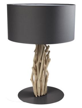 Blog deco tendance decoration design idees et conseils for Lampe bois flotte maison