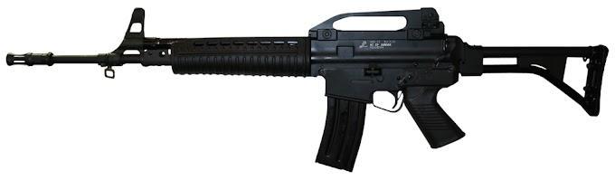 Assault Rifle SS2