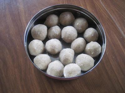 Wheat Flour Ladu