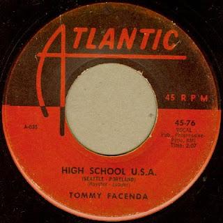 HIGH SCHOOL USA (SEATTLE - PORTLAND): 1959