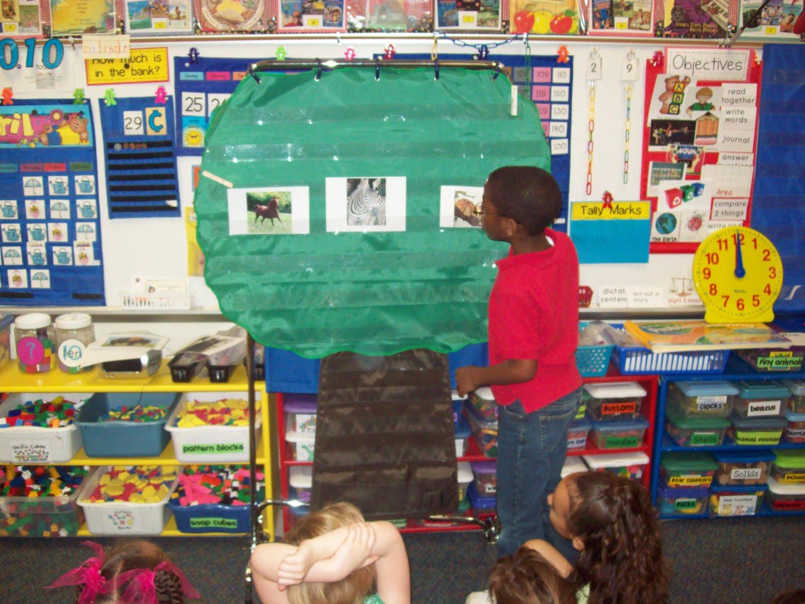 Kindergarten Chronicles: A Kindergarten Blog...: Animal Characteristics