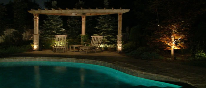 Iluminaci n de exteriores y jardines for Iluminacion de exteriores