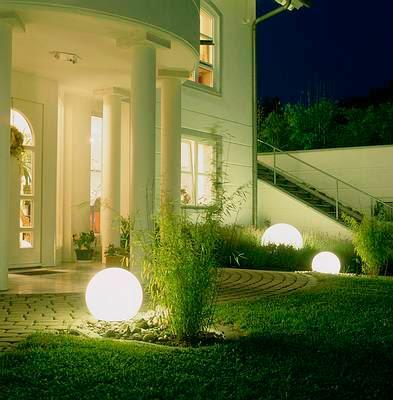paisajismo iluminaci n de jardines y exteriores On luminarias para jardines exteriores