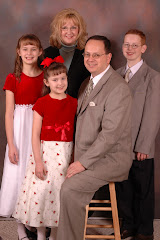 Missionary Elias Correa and Family
